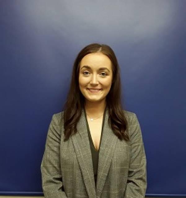 Rebecca Dixon HR Graduate