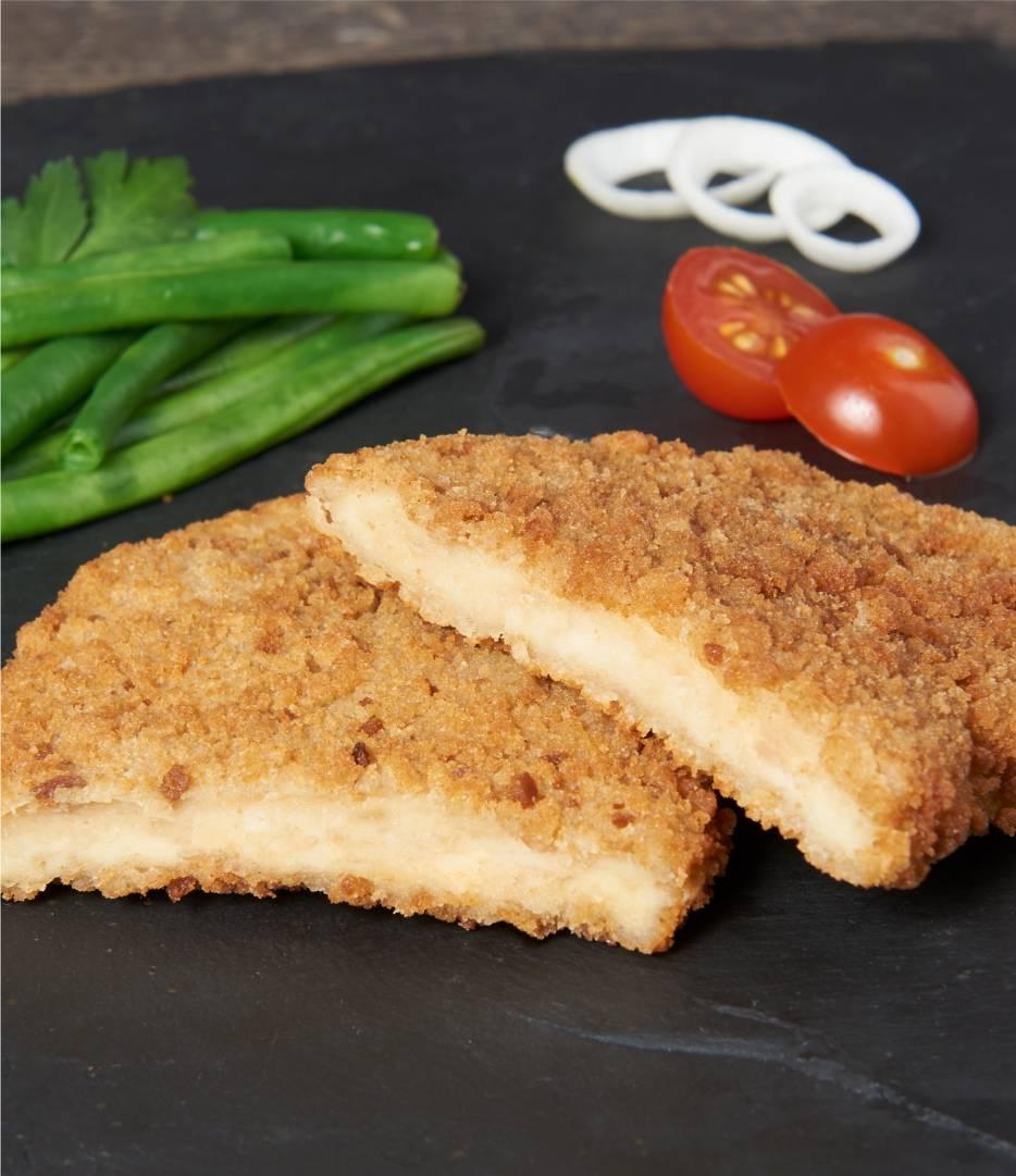 Viennese Style Chicken Escalope