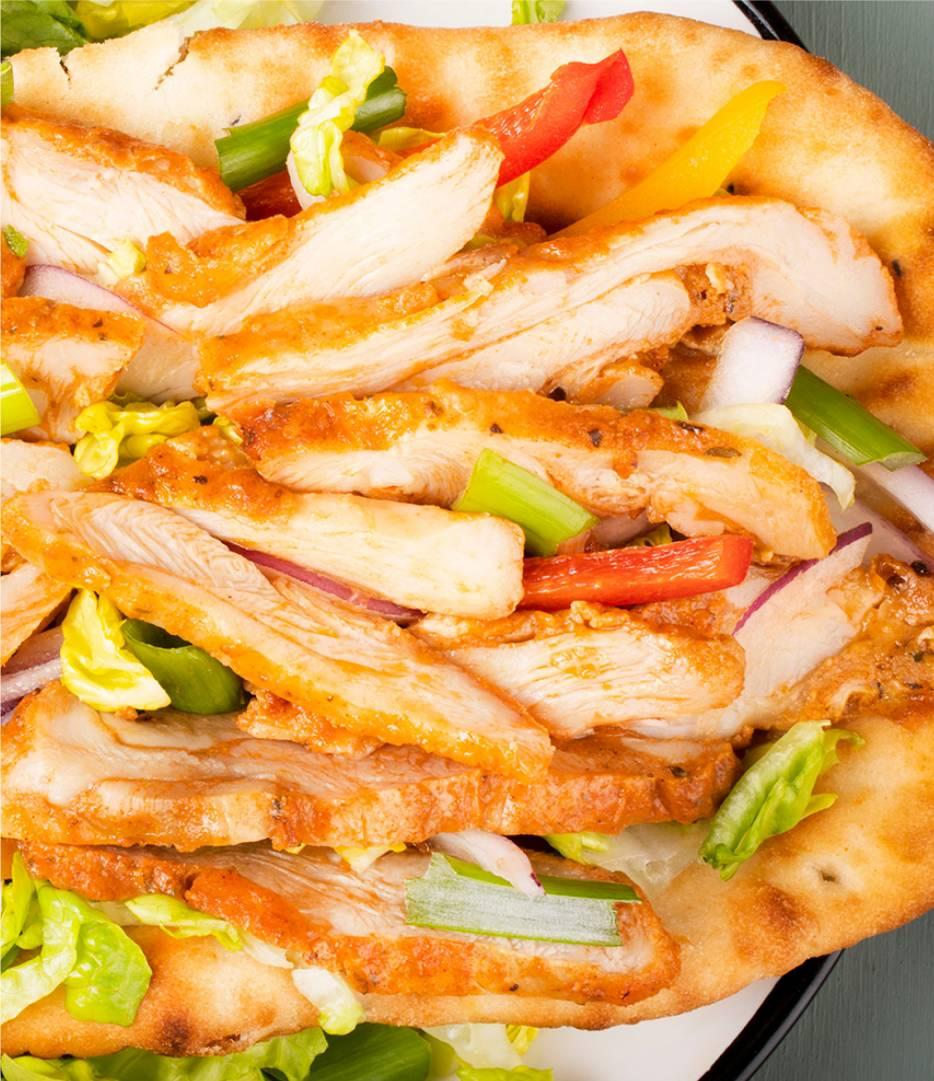Kebab Flavoured Sliced Chicken