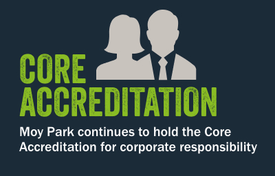 Moy Park continues to hold the Core Accreditation for corporate responsibility