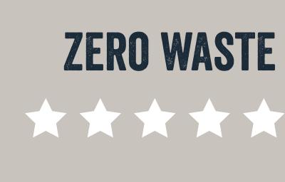 zero waste 5 star rating